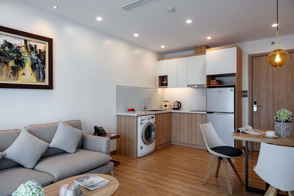 Junior Suite Apartment 2