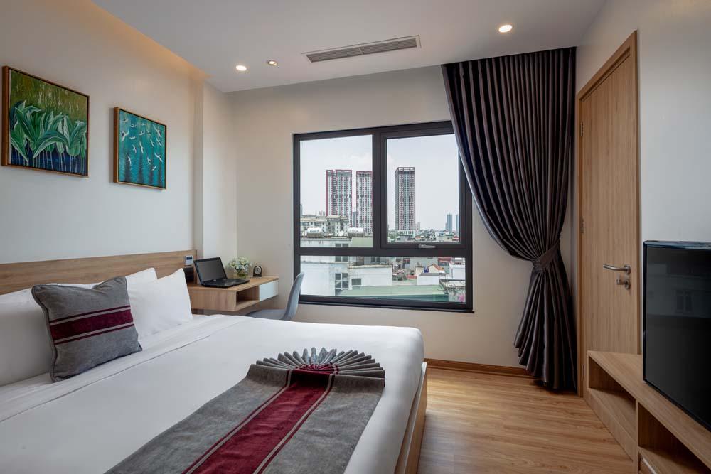 Junior Suite Apartment 4