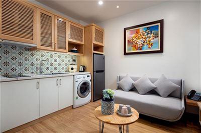 Deluxe Apartment 3